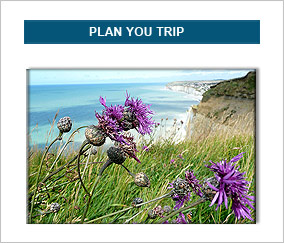 plan your trip in normandy